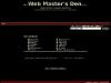 Webmasters Den